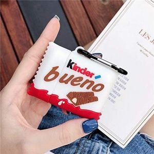 kinder bueno AirPods 1/2 case